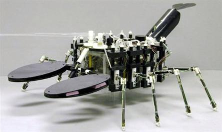 미국 국방고등연구 바이오 기계